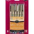 Micron Pen 6pk Multi