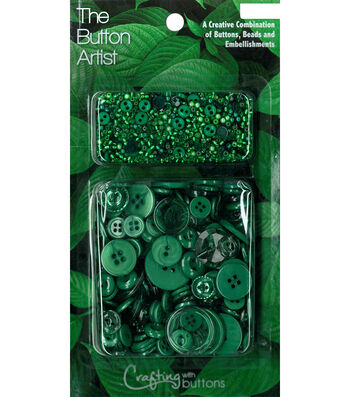 The Button Artist Buttons & Beads Amazon