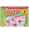 Multiplication & Division (2-sided) Bingo Game