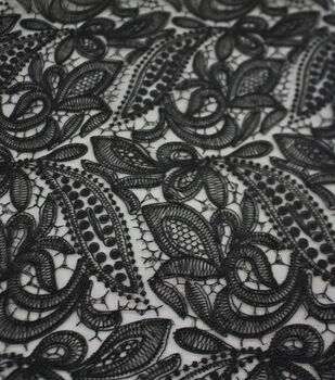 Casa Embellish Dahlia Fabric-Corded Embroidery