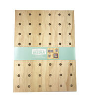 "Hampton Art 12""x16"" Peg Board-Natural, , hi-res"