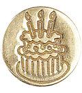 Manuscript Decorative Seal Coin-Cake