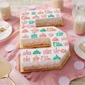 Wilton Countless Celebrations Cake Pan Set, 10-Piece Letter & Number Pan