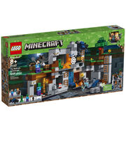 LEGO Minecraft The Bedrock Adventures 21147, , hi-res