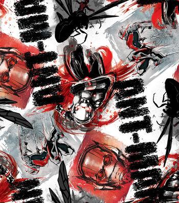 "Marvel Comics™ Ant Man Cotton Fabric 43""-Allover"
