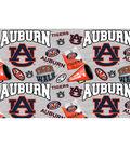 Auburn University Tigers Cotton Fabric-Collegiate Mascot