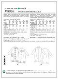 Vogue Patterns Misses Outerwear-V8934
