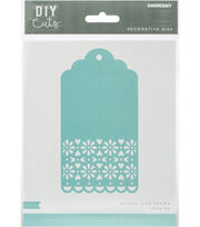 Kaisercraft Decorative Die-Lacey Tag, , hi-res