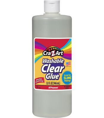 CraZart 32 oz Clear Glue