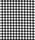 Quilter\u0027s Showcase Fabric 44\u0027\u0027-Black Checker