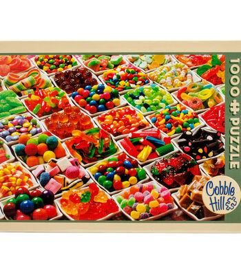 """Jigsaw Puzzle 1000 Pieces 19.2""""X27""""-Sugar Overload"""