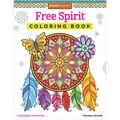 Design Originals Free Spirit Coloring Book