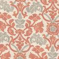 Home Decor 8\u0022x8\u0022 Fabric Swatch-Waverly Anika Coral