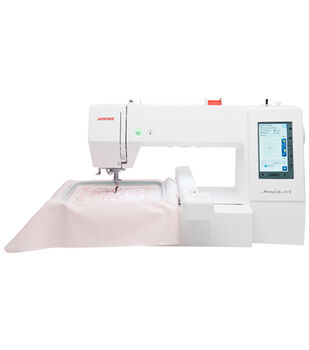 Janome Memory Craft 400E Embroidery Only