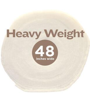"Poly-Fil Heavy-Weight Batting 48"" wide x 22 yard Roll"