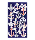 Sticko Classic Stickers Doodle Anchors