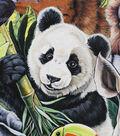 Novelty Cotton Fabric 44\u0022-Jungle Babies