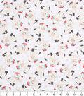Novelty Cotton Fabric 43\u0022-Cutie Cats