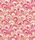 Williamsburg Multi-Purpose Decor Fabric 54\u0022-Murray Marble/Spring
