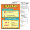 Conjunctions Learning Chart 17\u0022x22\u0022 6pk