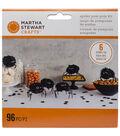 Martha Stewart CraftsSpider Pom Pom Kit Makes 6-Spooky Night