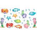 Bulletin Board Accents Under The Sea 24/pk, Set of 6 Packs