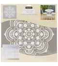 DecoArt Americana Decor 18\u0027\u0027x18\u0027\u0027 Stencil-Mandala