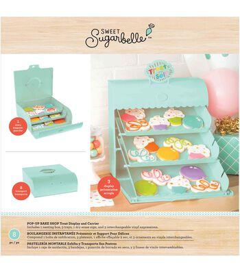 Sweet Sugarbelle 8 pk Pop-Up Bake Shop Treat Display & Carrier