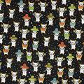 Super Snuggle Flannel Fabric-Mariachi Dogs