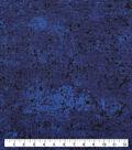 Keepsake Calico Cotton Fabric-Gravel Dark Blue