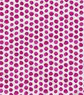 Keepsake Calico Cotton Fabric-Fuchsia Shaded Dot