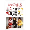 McCall\u0027s Crafts Doll Clothes-M6669
