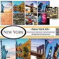 Reminisce Collection Kit 12\u0027\u0027X12\u0027\u0027-New York