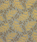 Home Decor 8\u0022x8\u0022 Fabric Swatch-Upholstery Fabric Barrow M8363-5664 Bluebell