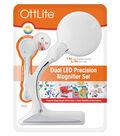 OttLite LED Precision Magnifier Set