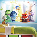 York Wallcoverings Pre Pasted Mural-Inside Out