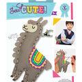 Sew Cute! Felt Llama Backpack Clip Kit