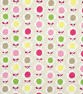 Home Decor 8\u0022x8\u0022 Fabric Swatch-Print Fabric Eaton Square Elena  Peppermint