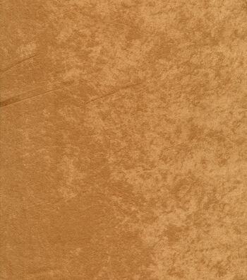 Alova Suede Fabric -Tobacco