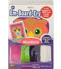 Made4U Studio Em-Board-Ery Kit-Woodland Critters
