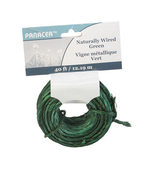 Naturally Wired Green Wire