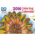 Design Originals Coloring Calendar 2016 Coloring Book