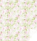 Cricut 3 pk 12\u0027\u0027x7\u0027\u0027 Patterned Iron-on Sampler Rolls-In Bloom Pink