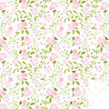 Cricut 3 Sheets 12\u0027\u0027x7\u0027\u0027 Patterned Iron-on Sampler Rolls-In Bloom Pink