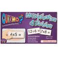 Multiplication & Division Quizmo Game