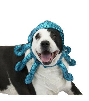 Maker's Halloween Pet Accessory-Octopus Small/Medium