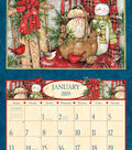 2019 Wall Calendar Heart And Home