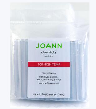 Mini Size High Temp Glue Sticks 100 pk