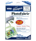 Blumenthal Craft Photofabric Cotton Canvas 5-8.5in X 11in Sheets