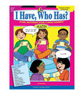 Creative Teaching Press I Have, Who Has? Math Book, Grades 1-2
